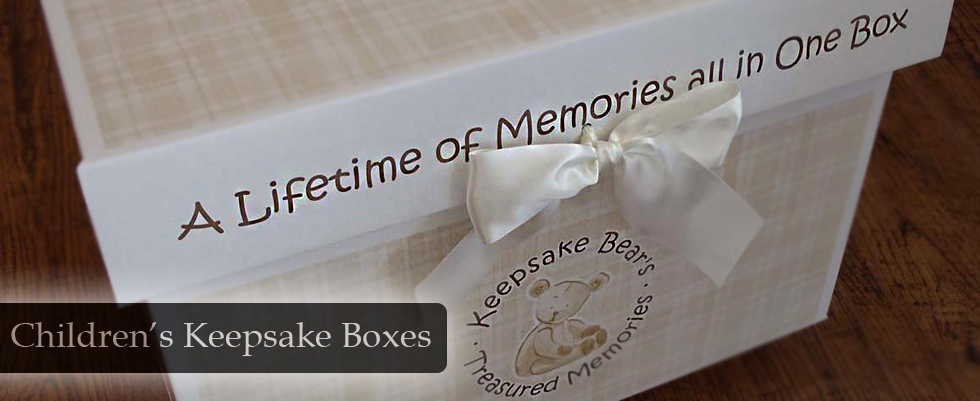 Children's Keepsake Boxes