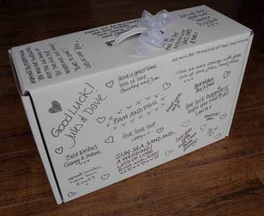 Wedding dress boxes for travel with thomas cook, wedding dress ...